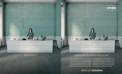 Køkkenfirma har valgt nyt bureau - Bureaubiz