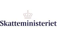 Skatteministeriet logo